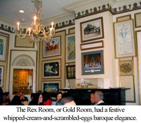 Brennan's Rex Room